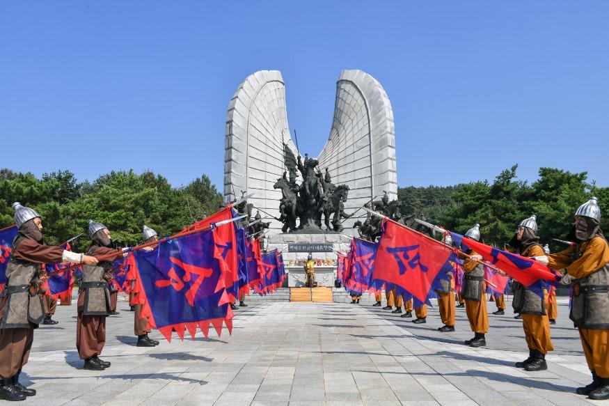2. 오천결사대 충혼제 봉행장면 (2).JPG